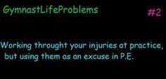 gymnastlifeproblems | Tumblr