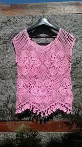 Image result for blusa de croche passo a passo