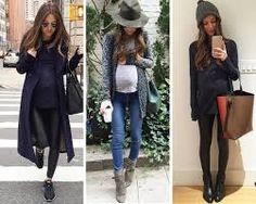 Image result for pregnancy style