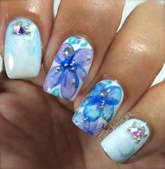 cute nail art collection | Fashionista-Princess-Jewelry.tumblr.com |@fashionistaprincessjewelry