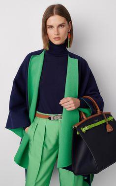 Get inspired and discover Ralph Lauren trunkshow! Shop the latest Ralph Lauren collection at Moda Operandi. Iranian Women Fashion, Fashion Tips For Women, Latest Fashion Trends, Womens Fashion, Suit Fashion, Daily Fashion, Fashion Outfits, Mode Costume, Cocktail Attire