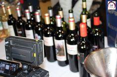 Cada vez más, los flashes de las cámaras acaparan y captan la importancia de los vinos DO La Mancha.