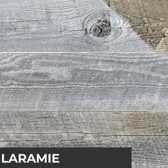 Real Reclaimed Wood Planks in Laramie Finish: 20 square feet – Centennial Woods