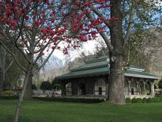 Shalimar Gardens Kashmir, India