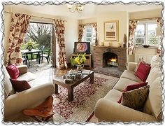 Country Cottage Living Rooms - Bing Images