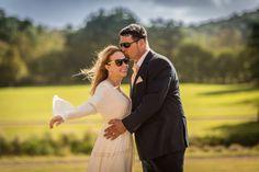 Playfull Bridal-Couple