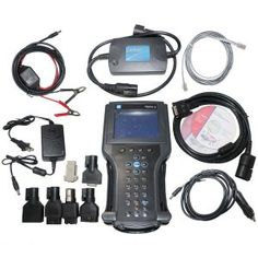 Vetronix GM Tech 2 Vehicle Diagnostic Scanner contain a most comprehensive diagnostic software Authentic GM software which support  on-board diagnostics for all latest GM vehicles from 1992 to 2011 year. GM Tech II obd2 repair tool can read backlit screen,capture stored DTCs, Freeze Frame, and Failure Record for later review
