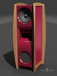 Mono and Stereo High-End Audio Audiophile 10audio Kabuki speakers