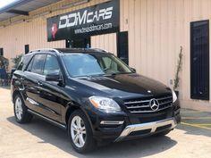 Mercedes Benz Ml350, M Class, Mercedez Benz, Car Deals, Keyless Entry, Backup Camera, Houston Tx, Used Cars