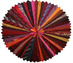 Tie Rug by Eileenaway.These are large floor rugs made from approx mens ties. The ties are joined together with a close zigzag stitch. Tie Crafts, Sewing Crafts, Upcycled Crafts, Quilting Projects, Sewing Projects, Necktie Quilt, Old Ties, Mens Silk Ties, Altered Art