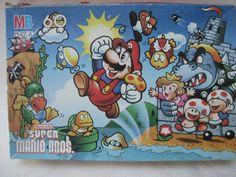 Vintage Nintendo puzzle