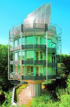 Heliotrope rotating house,Germany ...