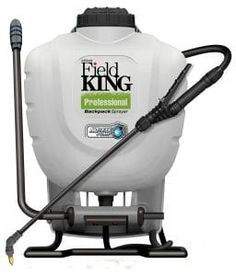 Field King Professional 190328 No Leak Pump Backpack Sprayer for Killing Weeds in Lawns and Gardens For Sale
