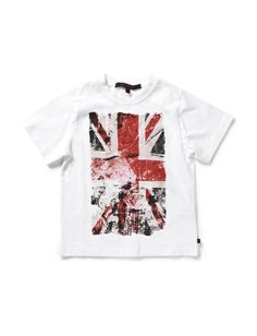 Kids T-Shirt French Connection - Old Jack Tee S/S Print Tee, £ 15.00
