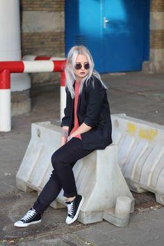 hello-fashionstuff:   hello-fashionstuff —>... Fashion Tumblr   Street Wear, & Outfits