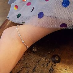 Mommy and me gold vermeil dainty chain anklets, mommy and me anklets, matching anklets, dainty baby anklet, mommy and me outfits Unicorn Jewelry, Unicorn Necklace, Rose Gold Anklet, Ankle Chain, Baby Jewelry, Beaded Anklets, Mommy And Me Outfits, Ankle Bracelets, Bangles