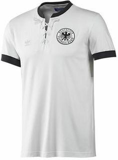 Germany 2014 adidas Originals Retro Shirt