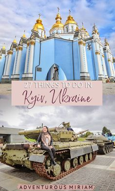 27 amazing things to do in Kyiv, Ukraine - Adventurous Miriam Europe Travel Tips, Travel Guides, Travel Destinations, Backpacking Europe, Travel Plan, Safari, Group Travel, Vacation Spots, Dream Vacations