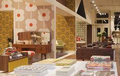 Imagine These: Shop Interior Design | Orla Kiely | Mercer Street | New York | Architecture Republic