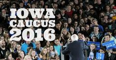 Will they feel the bern? Iowa voters across the state will head to their local caucus site tonight at 7 PM Central Time (8 PM ET) to cast the first official votes in this year's battle for the White House.