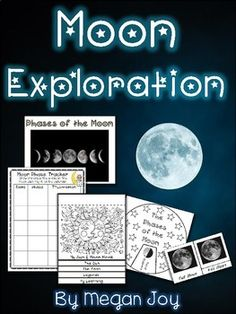 Phases of the Moon TABLE OF CONTENTS *KWL Chart *Phases of the Moon 3 Part Cards *Phases of the Moon Posters *Moon Phases Drawing Flip Book *Moon Phase Wheel *Assessment *Moon Phase Tracker *Sun & Moon Flip Book *Creative Writing Prompt This packet is part of my Solar