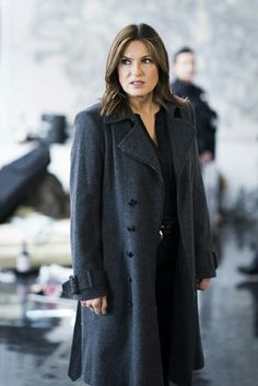 Law and order svu olivia benson / mariska hargitay
