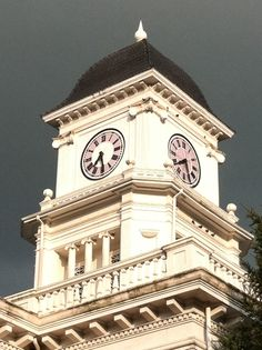 Music On The Square in Jonesboro,TN every Friday night starting at 7:00 pm at the court house on Main Street.