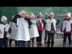 Vánoční vystoupení dětí z berounských ZŠ a MŠ - YouTube