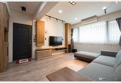 社子工業風_工業風設計個案—100裝潢網 Divider, Html, Room, Furniture, Design, Home Decor, Bedroom, Decoration Home, Room Decor