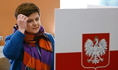 Poland lurches to right with election of Law and Justice party | World news | The Guardian