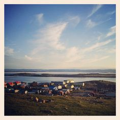 iqaluit nunavut summer