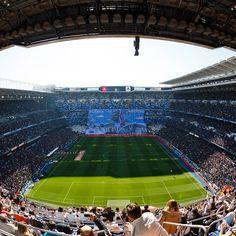 The Santiago Bernabéu! LaLiga 2017-18.....Mission El CLASICO!