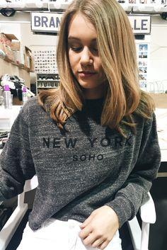Brandy ♥ Melville | Nancy Soho, NY Sweatshirt - Graphics