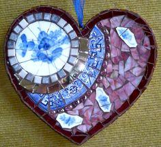 mosiac creations   heART by Dale   Mosaics creations   Pinterest