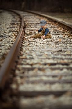 Photograph Railroad by Adrian Murray on 500px