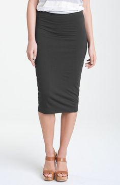 Vince Camuto Midi Tube Skirt available at #Nordstrom