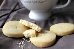 Vanilla Cookies