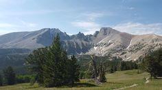 Wheeler Peak at Great Basin National Park [5312×2988] [OC] #reddit