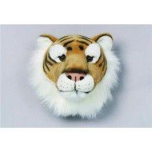 Bibib Brigbys Room Friends Tiger Trophy Head