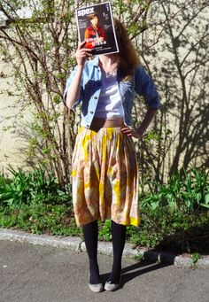 First spring day 2013 flea market outfit! Spring Day, Spring Summer Fashion, Sunny Sunday, Fleas, Outfit Of The Day, Hipster, Devil, Outfits, Today's Outfit