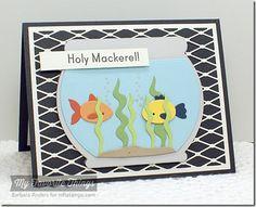 MFT Die-namics Fishbowl card - bjl
