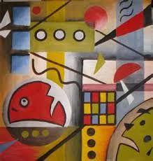 pintura abstracta kandinsky - Buscar con Google
