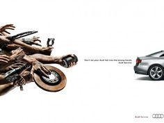 Audi:  Brake