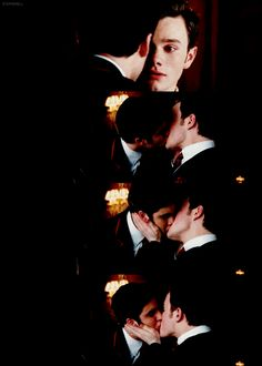 Magical...and still the best first kiss ever...