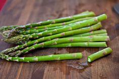 Crispy Prosciutto Wrapped Asparagus ~ http://steamykitchen.com