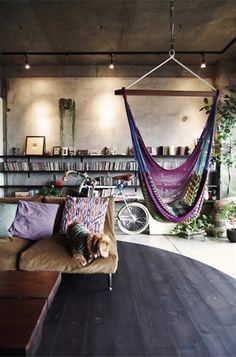 The Boho Bazaar: Boho living space