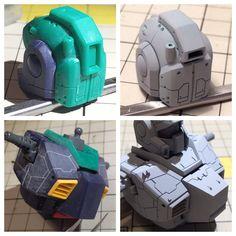 Gundam plastic kit 1/100 NEMO Custom build MG ネモ 精密改修 ガンダム ガンプラ ザク