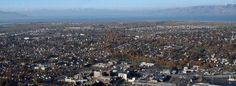 West Valley City, Utah-home town