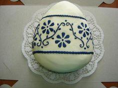 veľkonočná kraslica torta, Veľkonočné torty