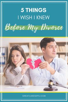 5 Things I Wish I Knew Before My Divorce When I think back to the time during  and even before my divorce, there was so much I didn't know. I felt unprepared.   The same doesn't have to happen to  you! I've collected a few of the most popular things I've heard other  women say they wished they knew before their divorce to compile this post. If you're finding yourself in the same situation, hopefully, this guidance will bring you some information and inspiration. Free Divorce, Divorce And Kids, Step Parenting, Parenting Hacks, Reasons For Divorce, Popular Things, Divorce Process, Divorce Papers, Getting Divorced